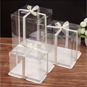 Posh Clear Box Range