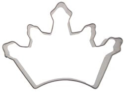 Tiara Crown Cookie Cutter