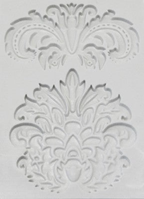 Decorative Damask Mould