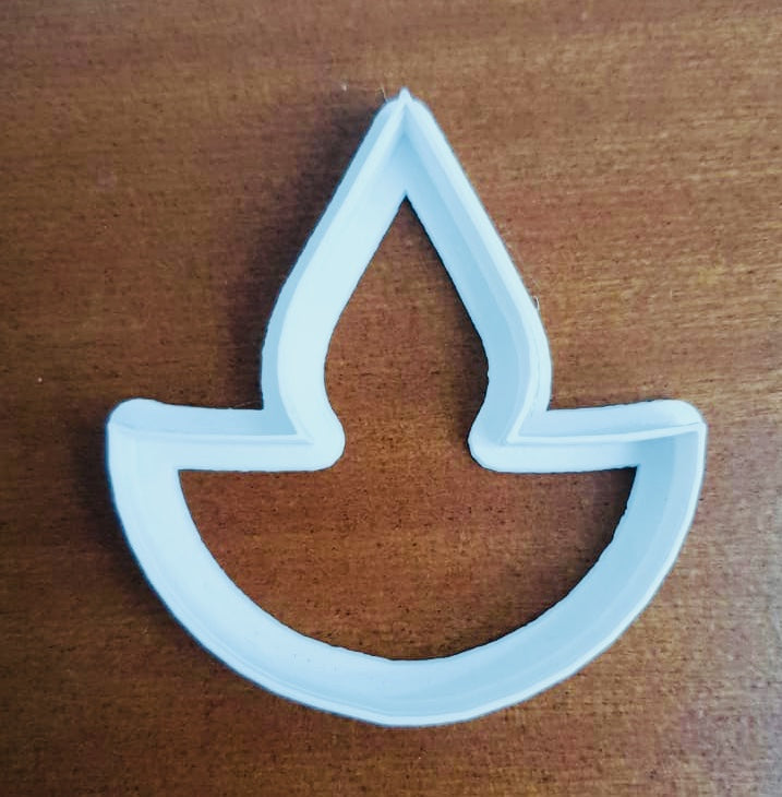 Diya Cookie Cutter