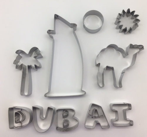 I LOVE DUBAI COOKIE SET