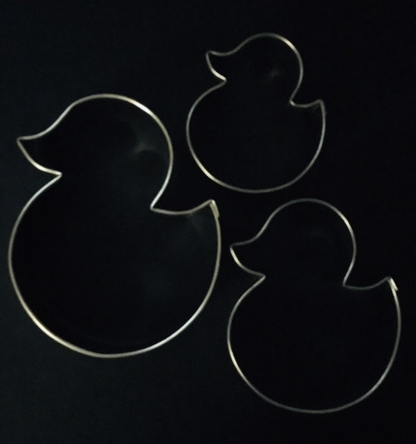 Duck Cookie Cutter set