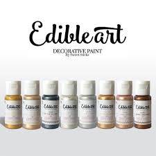 Edible Art Decorative Paint by Sweet Sticks