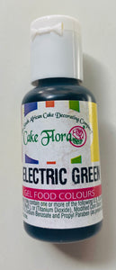ELECTRIC COLOR 21GRAM BY CAKE FLORA EXP: 12-2023