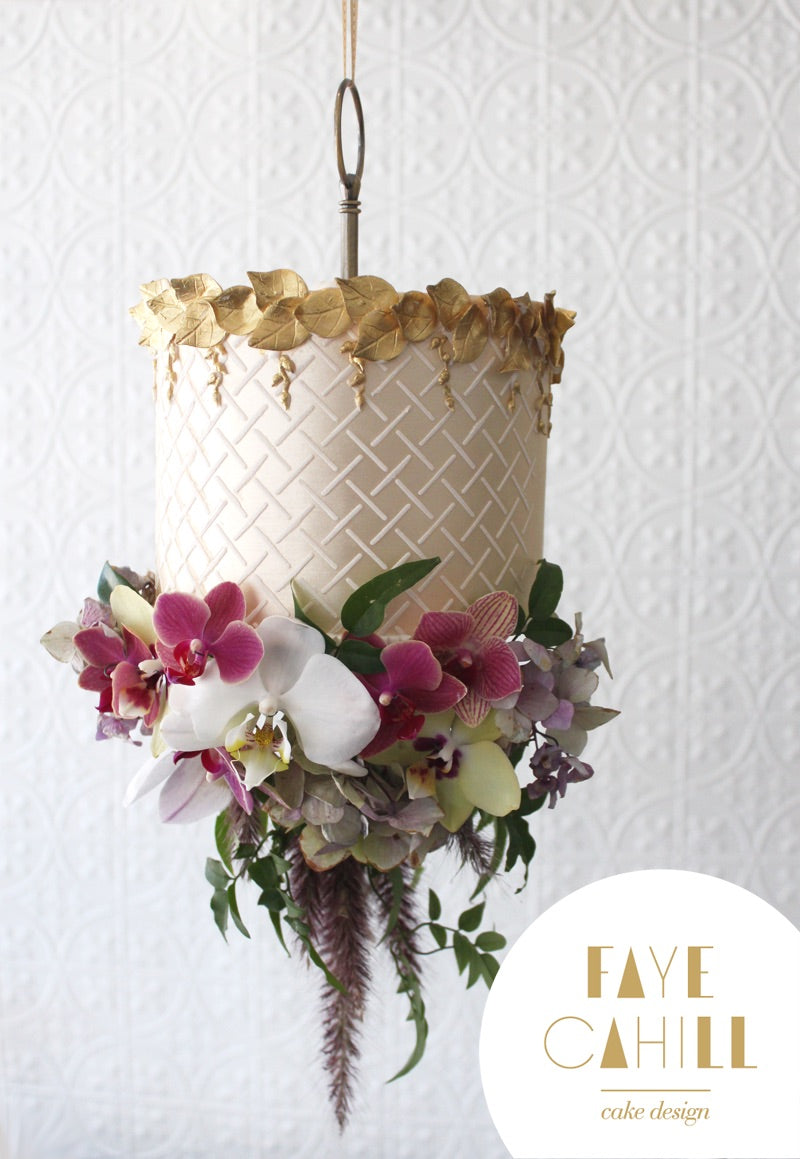 Suspended Cake by Faye Cahill