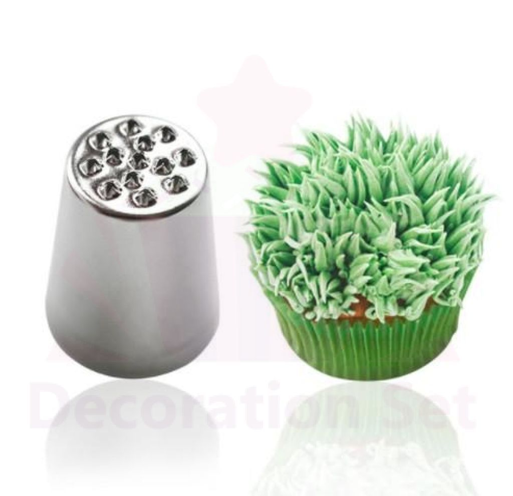 Piping Nozzle: .233 (serrated) For piping grass, fur, hair etc