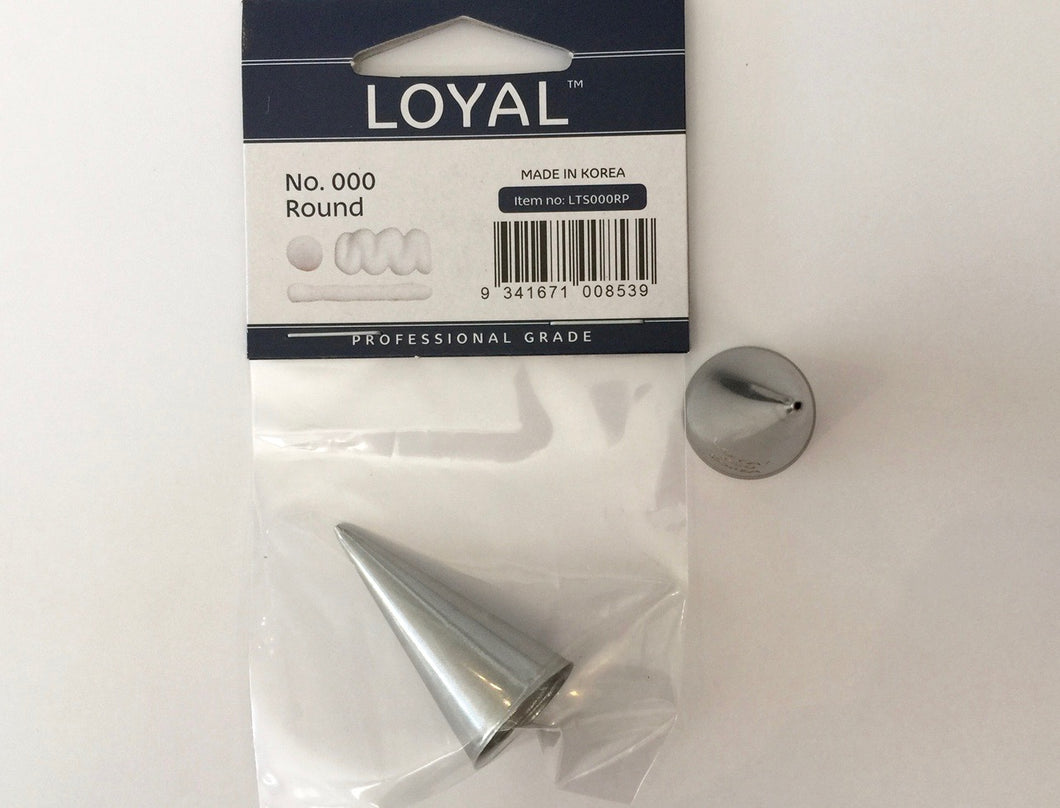LOYAL ROUND TIP # 000
