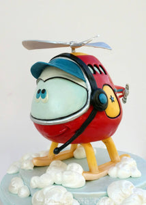 Hovering Mimicopter Cake