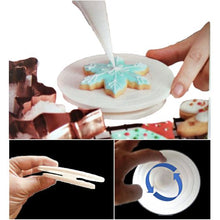 Mini Cookie Decorating Turntable