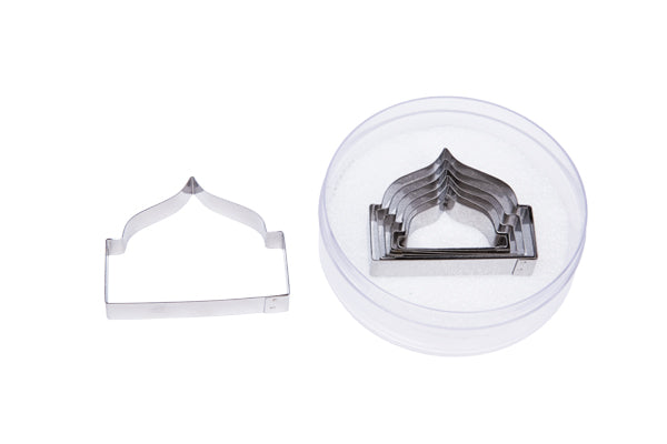 Mosques Cutters Set   (7 pieces)  Ramadaan Offer.