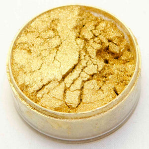 Rolkem - Super Gold - Metallic Edible Luxury Lustre Dusting Powder 10ml