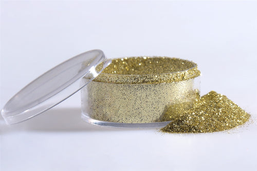Rolkem - Gold - CRYSTALS  Glitter Colours for 'Sparkling' Finish 10ml