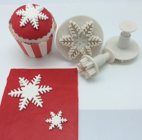 Snowflake Plunger Cutter 1