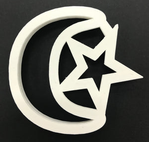 Star and Moon Cookie Cutter