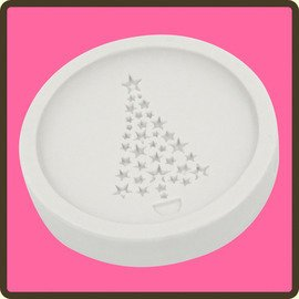 Christmas Tree Cupcake Top Mould