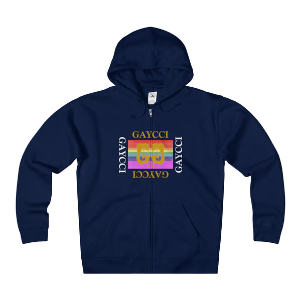 Official Gaycci Gayng Lil Phag Zip-Up Hoodie