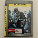 Assassin's Creed - for Sony Playstation 3 PS3 - Case, Disc, Manual - Complete