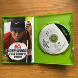 Tiger Woods PGA Tour 2004 - Microsoft Original Xbox Video Game Complete