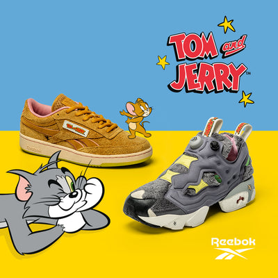 Reebok Tom and Jerry