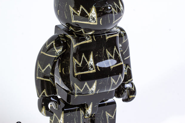 "CTM Smiley HARD Crewneck ""Black"" - Men"
