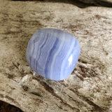 Blue Lace Agate (Tumbled Stones)