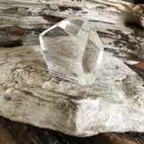 Clear Quartz Faceted Shape