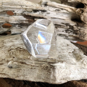 Clear Quartz Freeform