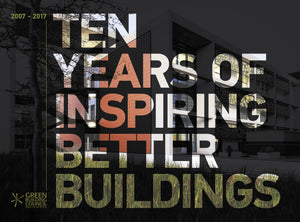 Buy extra copies of GBCSA's 10 Years of Inspiring Better Buildings Publication