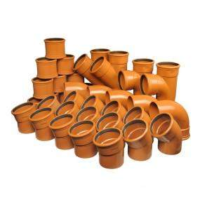 110mm Drainage Fitting Pack - 34 Piece-Drainage365