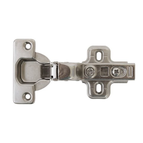 Soft Closing Inset Cupboard Hinge With Screw Pack