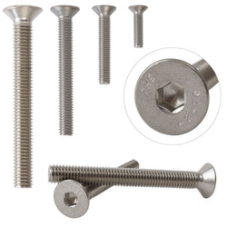 Countersunk Hexagon Socket Bolt M6