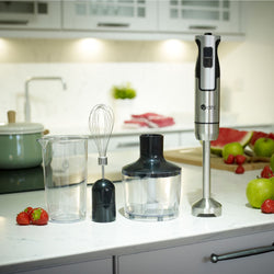 3 in 1 800w Black Electric Hand Blender