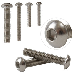Hexagon Socket Button Head Bolt M8