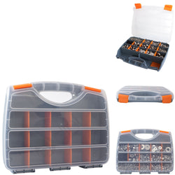 17 Compartment Fixings Carry Case