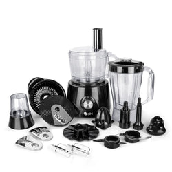 1.2L Food Processor with 1.75L Jug & Accessories