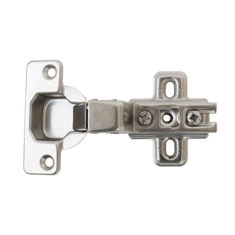 Standard Inset Cupboard Hinge With Screw Pack