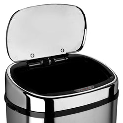 Black 58L Rectangle Origin Sensor Bin