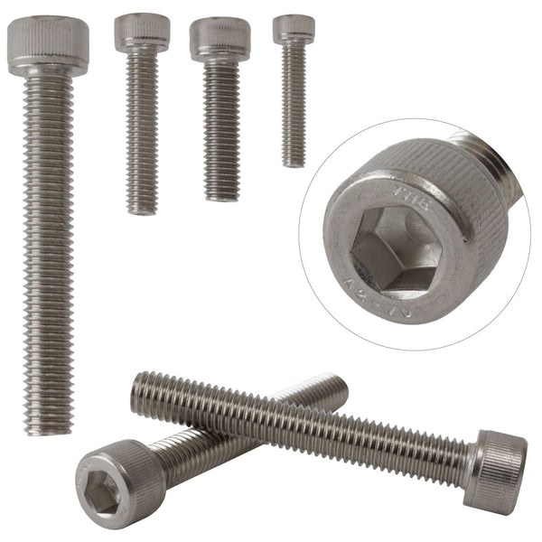 Hexagon Socket Head Cap Bolt M5