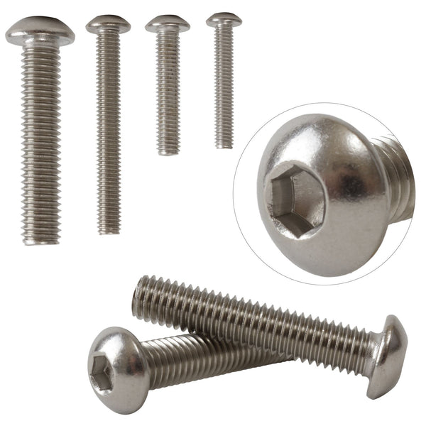 Hexagon Socket Button Head Bolt M6