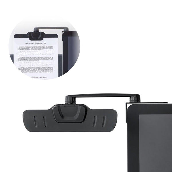 3M Monitor Desk Mount Paper Document Holder