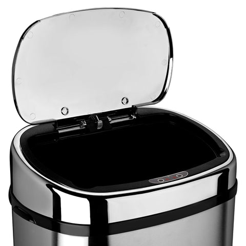 68L Black Rectangle Origin Sensor Bin