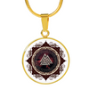 Valknut Luxury Necklace