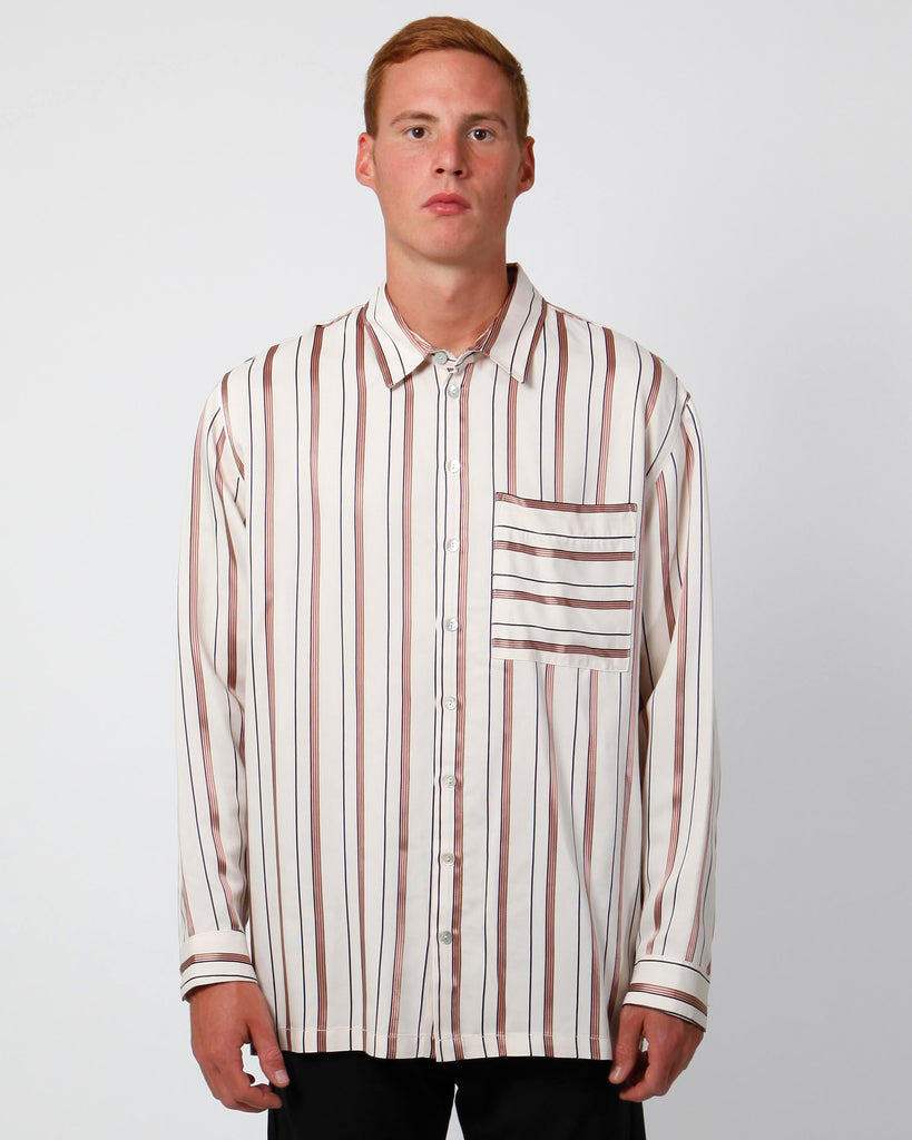 Stripes regular shirt