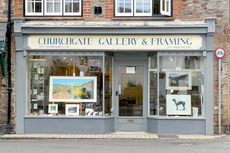 CHURCHGATE GALLERY