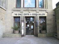 Craft Centre and Design Gallery Leeds