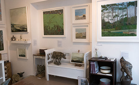 Kellie Miller Arts Gallery