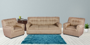 Unboxed Upholstered 5 Seater Sofa