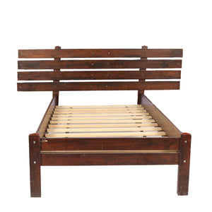 Gently Used Royal Solid Wood Single Bed