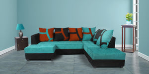 Unboxed Pulsation 5 Seater Sofa