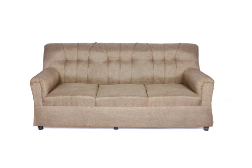 Unboxed Upholstered 3 Seater Sofa